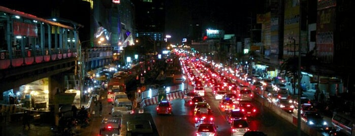 BTS Ha Yaek Lat Phrao (N9) is one of BTS - Light Green Line (Sukhumvit Line).