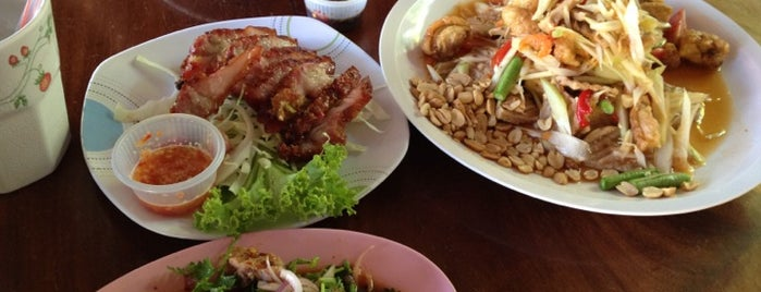 Somtam Udon is one of Guide to Chang Phuak's best spots.