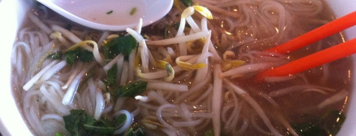Pho NOLA is one of Favorite Food.