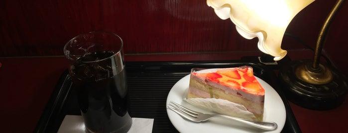 カフェ ベローチェ 三崎町店 is one of 飲食店.