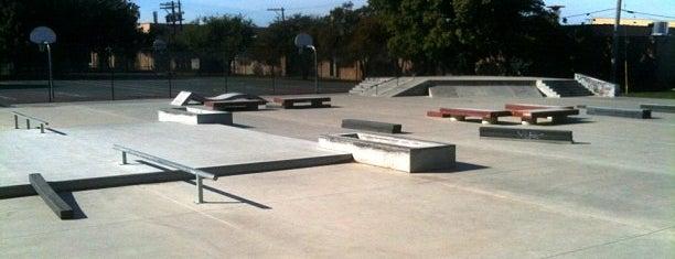 Local Skateparks