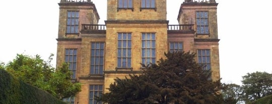 Hardwick Hall is one of Harry Potter & The Mayor Of Diagon Alley.