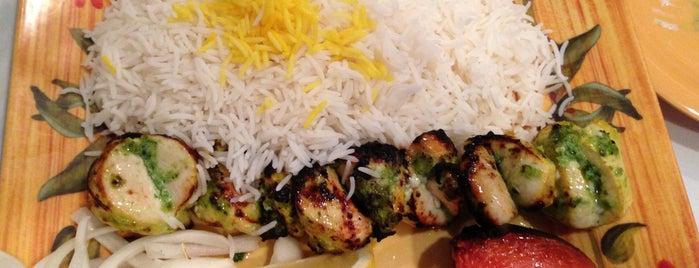 Shamshiry Chelo Kabob is one of 2011 Cheap Eats In VA.
