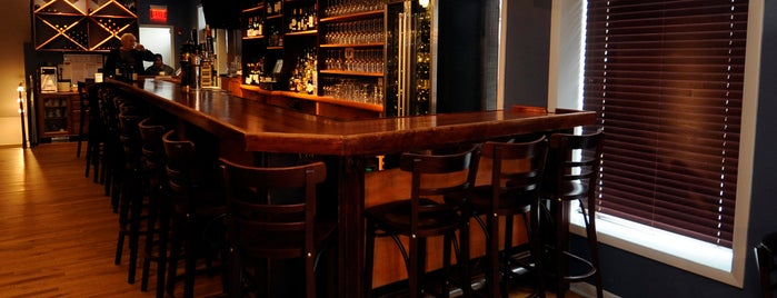Bistro Rx is one of Baltimore's Best Wine Bars - 2012.