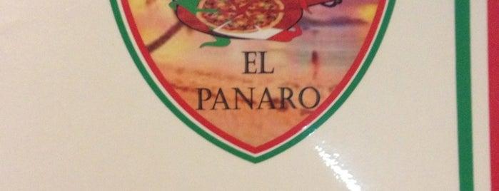 Pizzorante El Panaro is one of Top 10 cocina internacional en Torremolinos.