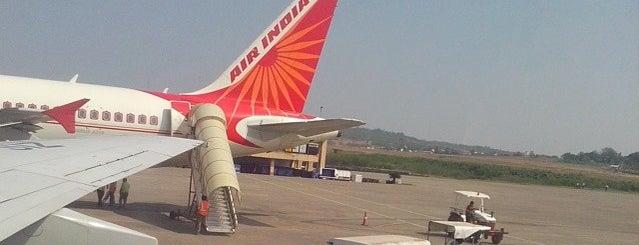 Goa International Airport  Wikipedia