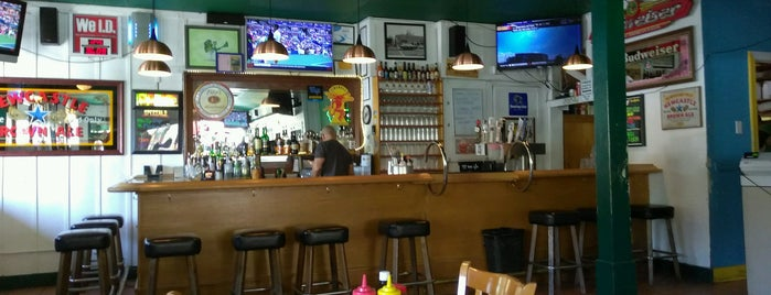 Froggy's Bar & Grill is one of Yums.