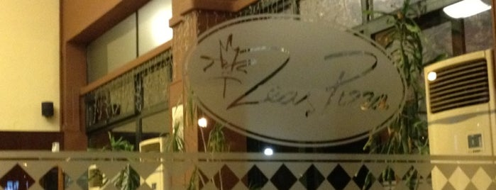 Zeas Pizza is one of Favorite.