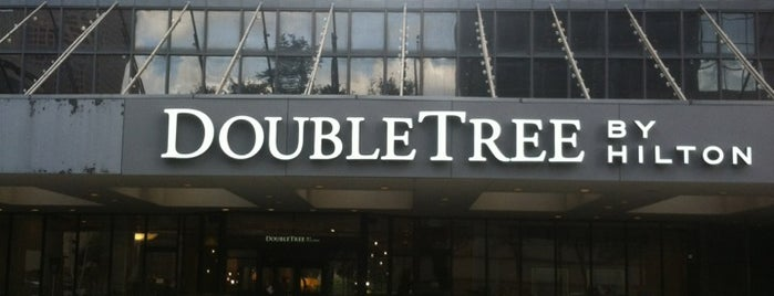 DoubleTree by Hilton Hotel Houston Downtown is one of Houston Favorites.