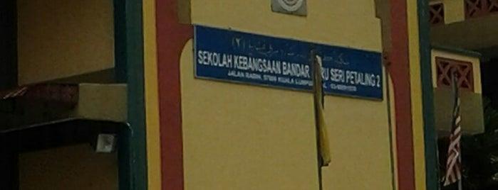 SK Bandar Baru Sri Petaling(2) is one of enday.