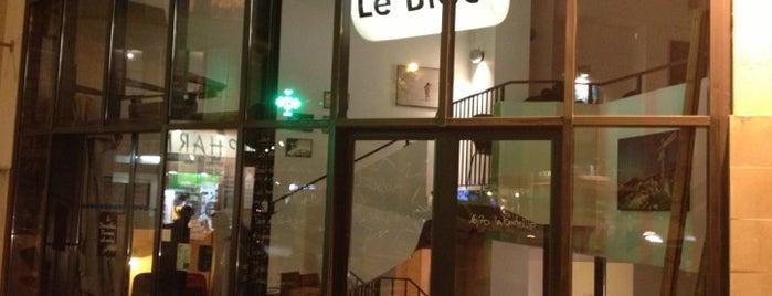 Le Bloc is one of Bars du Jeudi.