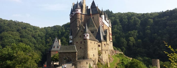 Burg Eltz is one of Attractions to Visit.