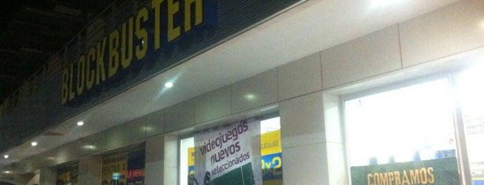 Blockbuster Col. Estrella is one of Video Clubs & Games Shop de la Comarca Lagunera.