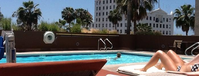 Renaissance Long Beach Hotel is one of Ren.