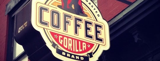 Gorilla Coffee is one of Brooklyn.