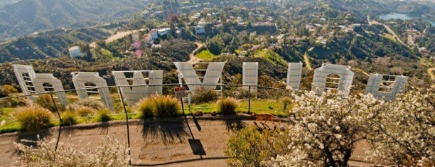 Hollywood Sign is one of L+T must do.