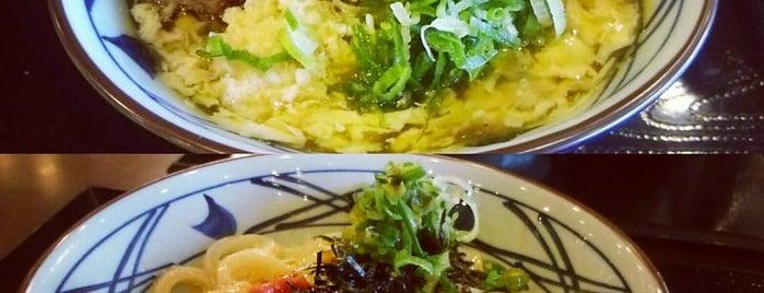 丸亀製麺 郡山安積店 is one of The 麺.