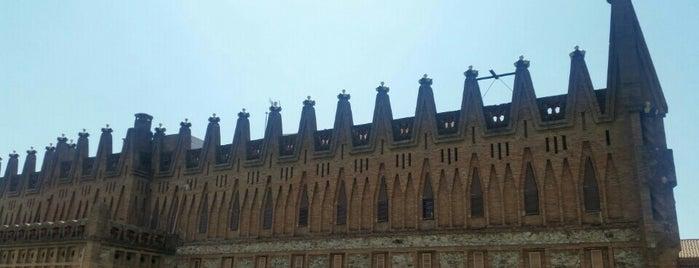 Colegio Teresiano is one of Follow Gaudí around Barcelona.