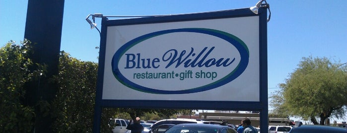 Blue Willow Restaurant is one of TUC Latin Faves in The Old Pueblo.