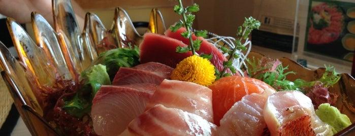 Joushitsu Sushi is one of Japanese Haven.