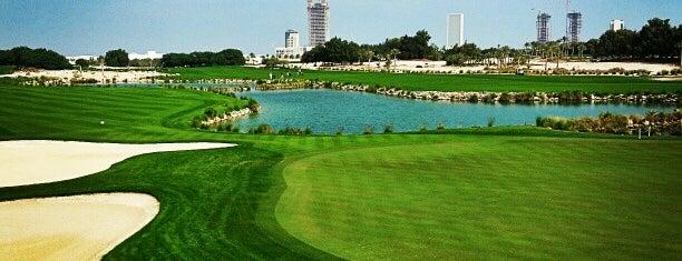 Doha Golf Club is one of My Doha..