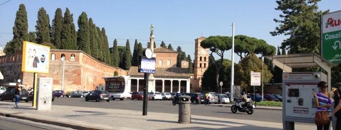 Basilica di San Lorenzo fuori le mura is one of Basílicas de peregrinação.