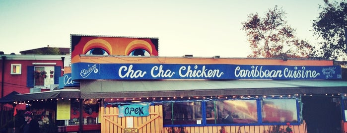 Cha Cha Chicken is one of Los Angeles.