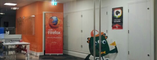 Mozilla is one of Silicon Roundabout / Tech City London (Open List).