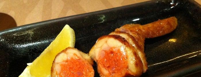 Yuyu Sushi is one of Hong Kong.