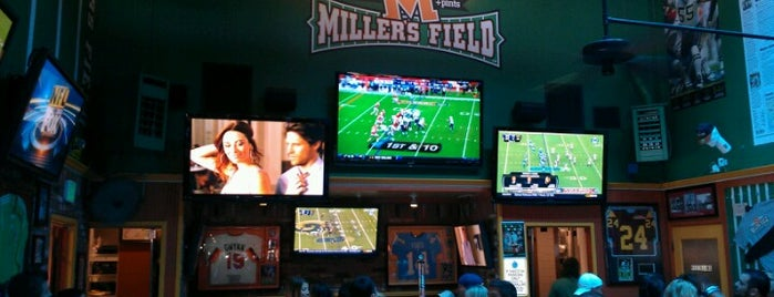 Miller's Field is one of Top picks for Bars.