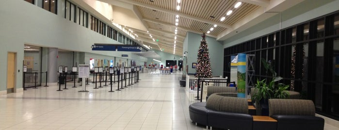 Northwest Florida Beaches International Airport (ECP) is one of Airports been to.