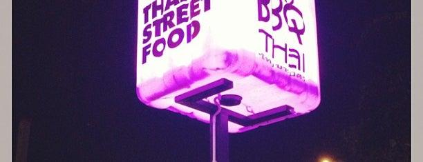 BBQ Thai is one of mylist.