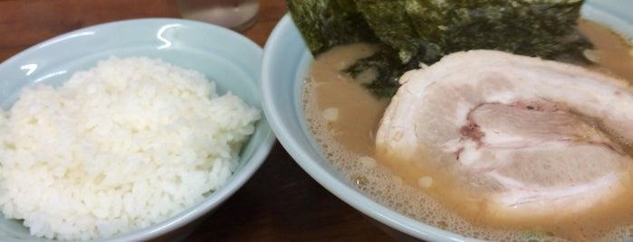 英吉家 is one of ラーメン同好会・名古屋支部.