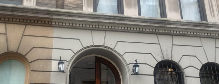 Sigma Nu - Columbia University is one of Sigma Nu Chapter Houses.