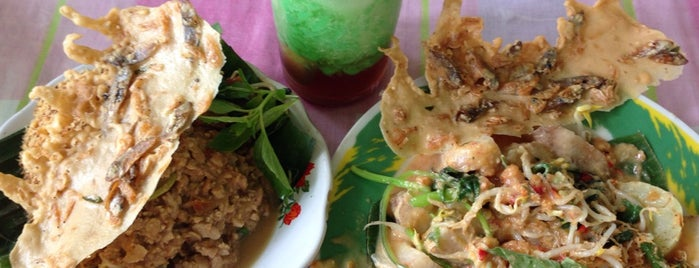 Pondok Pecel Madiun TMII is one of Favorite Food.