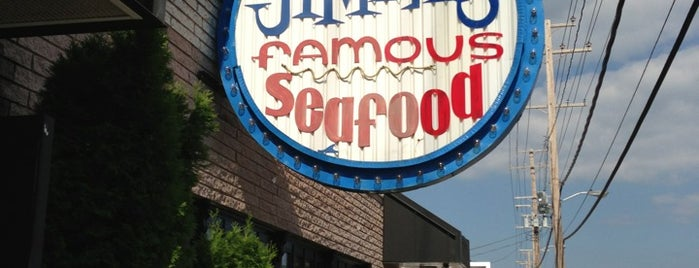Jimmy's Famous Seafood is one of DC Area.
