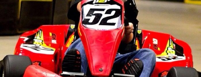 Pole Position Raceway is one of Las Vegas Entertainment.