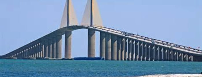 Sunshine Skyway Bridge is one of 2011=40.