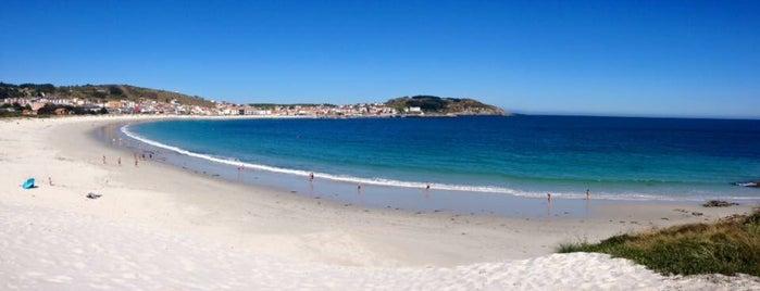 Laxe is one of Concellos da Provincia da Coruña.