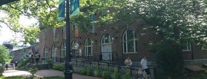 Staten Island Children's Museum is one of NYC Museums.