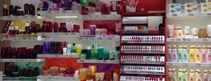 O Boticário is one of Beiramar Shopping.