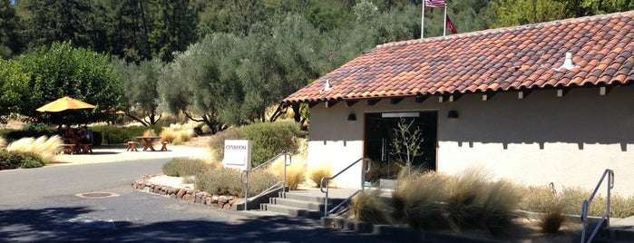 Cuvaison Estate Wines is one of Wineries to visit.