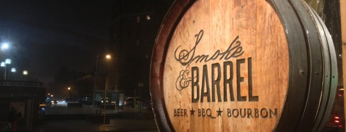 Smoke & Barrel is one of Brunch Places.