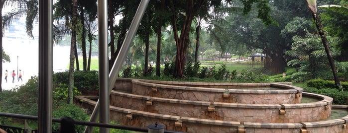 Lounge on the Park at Mandarin Oriental, Kuala Lumpur is one of Food Hunt.