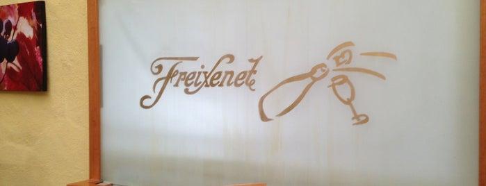 Freixenet wine bar is one of Comida.