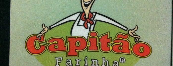 Capitão Farinha is one of Restaurantes e Lanchonetes (Food) em João Pessoa.