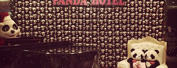 Panda Hotel is one of Places I've been to....