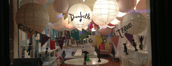 Dumbelle is one of Things to do in Brooklyn.