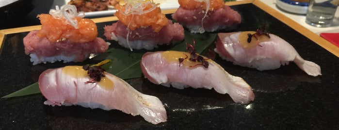 Kaga Sushi is one of The 'B' List - Very Good in Toronto.