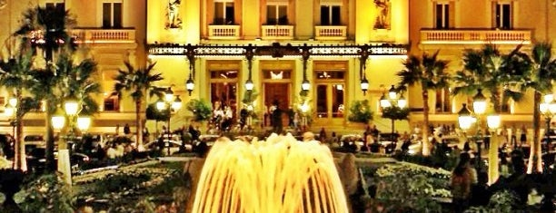 Casino de Monte-Carlo is one of Dream Destinations.